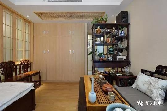 120㎡日式风格家装,这才是日式榻榻米和卫生间分离设计的精髓!(图)_7