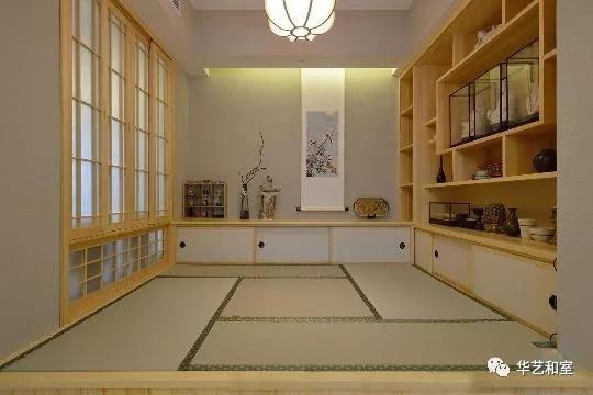 120㎡日式风格家装,这才是日式榻榻米和卫生间分离设计的精髓!(图)_8