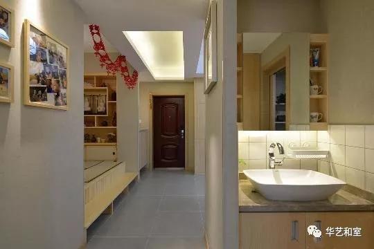 120㎡日式风格家装,这才是日式榻榻米和卫生间分离设计的精髓!(图)_12