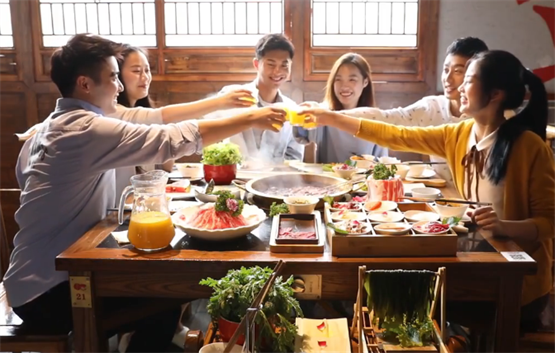 冬季抗寒利器,吃遍重慶各大火鍋店,還是這家深得我心!_1