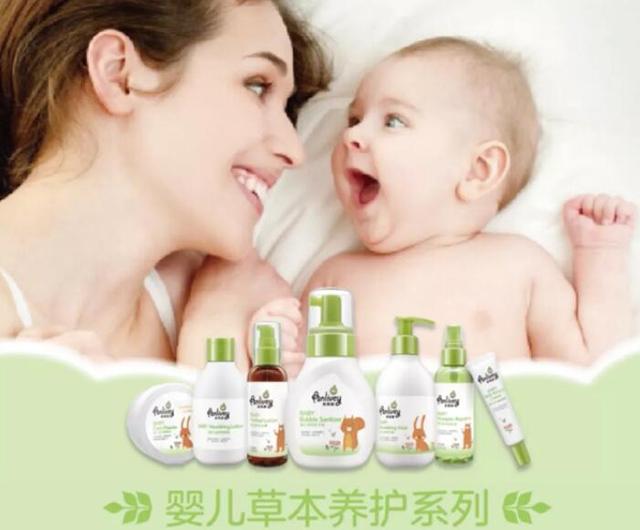 """母婴店什么好卖?实力推荐十大母婴加盟品牌优家宝贝的""""安莉肤""""(图)_2"""