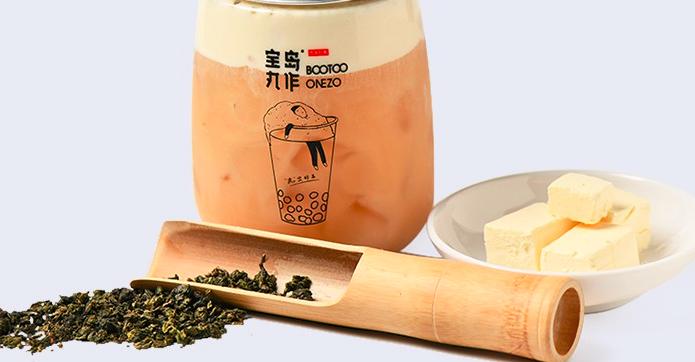 宝岛丸作奶茶加盟_3