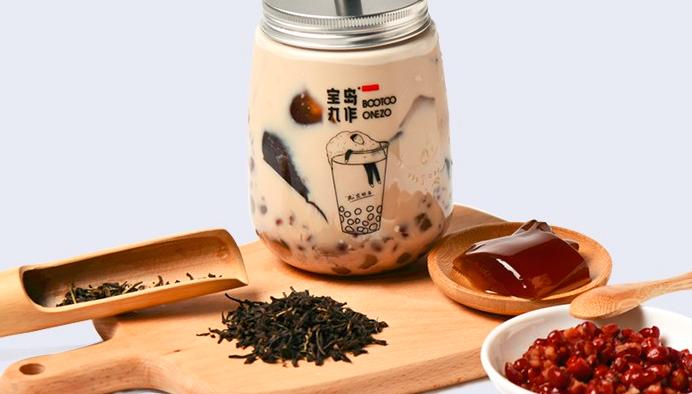 宝岛丸作奶茶加盟_4