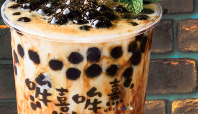 哞熹哞熹奶茶加盟_1