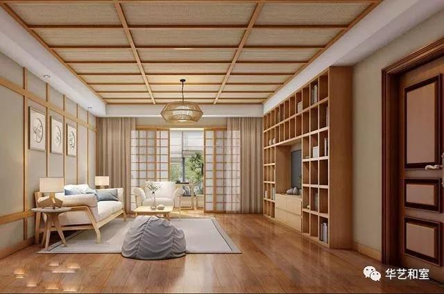 日式风格装修的特点与注意事项,日式榻榻米效果图案例(图)_1