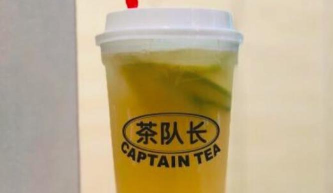 茶队长饮品加盟_1