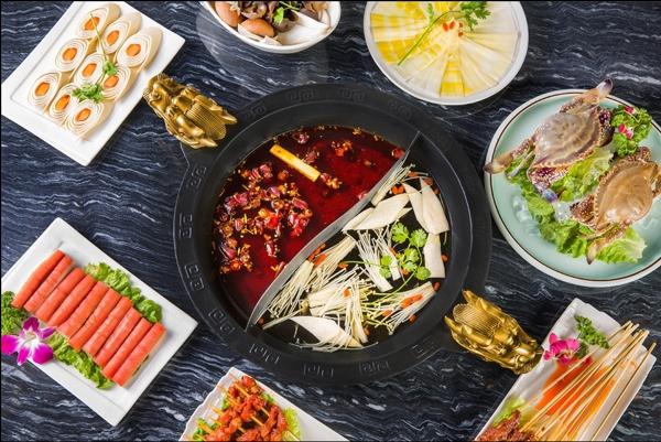 重慶有名的火鍋店:來這里,你就是只吃鍋底,也能吃飽_5