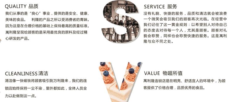 万利隆蛋糕店投资分析_1
