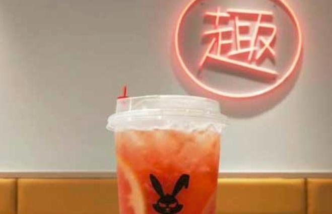 趣茶社饮品加盟_3