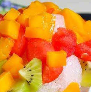 Kissmango水果捞甜品