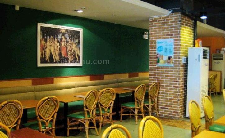 萨利亚餐厅加盟