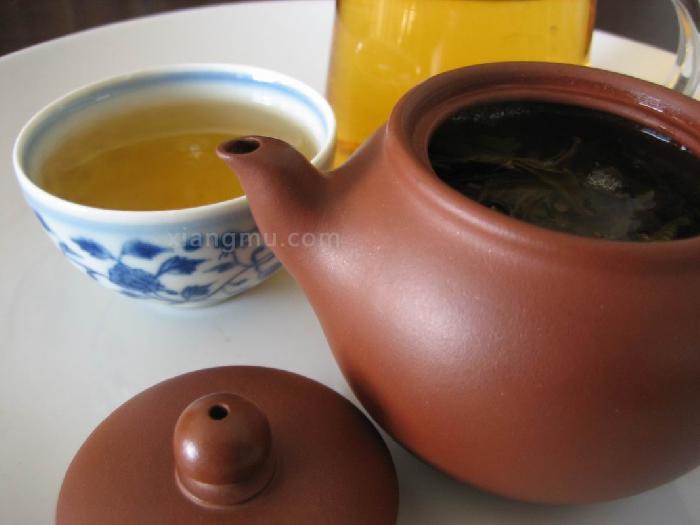 松萝有机茶业加盟_1