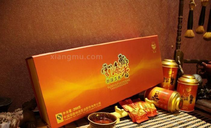 圣旨峰茶业加盟_1