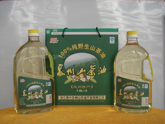 处州山茶油加盟_1