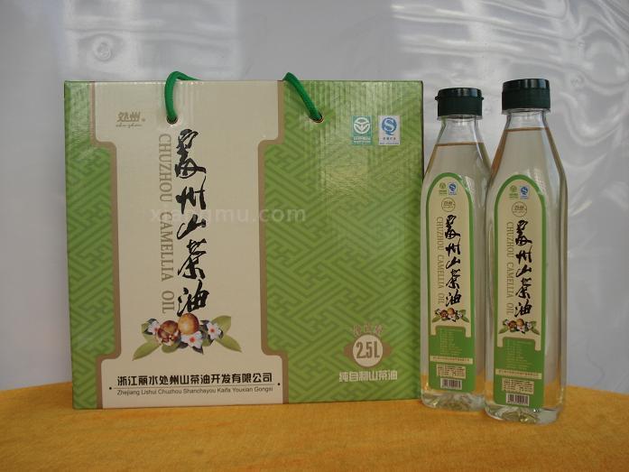 处州山茶油加盟_2