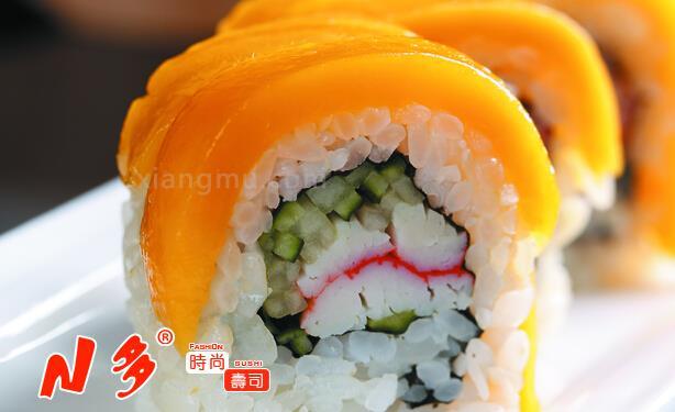 N多时尚寿司加盟_2