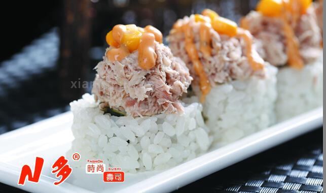 N多时尚寿司加盟_1
