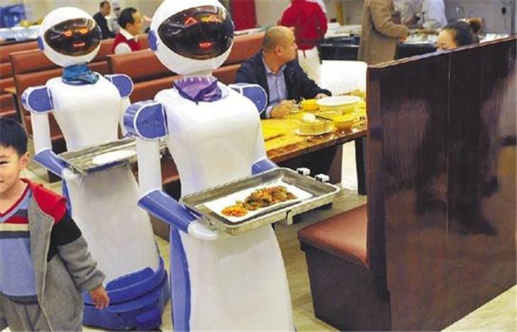 機器人餐廳加盟